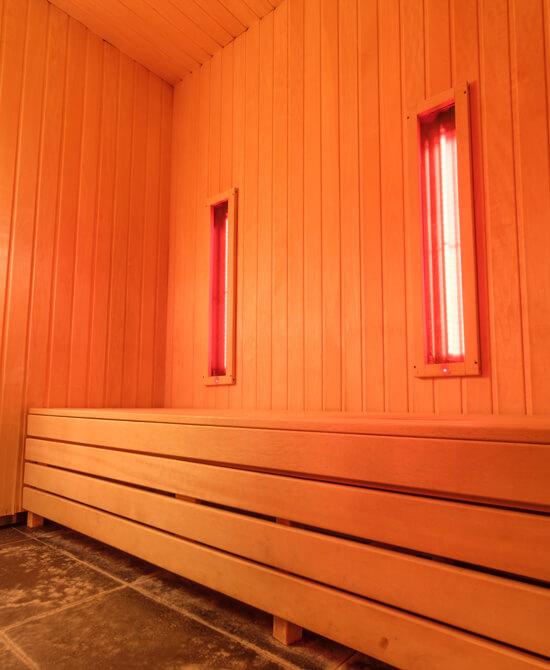 INFRAROODCABINE-sane thermen-sauna-rust